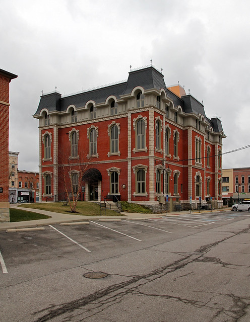 Defiance County Courthouse — Defiance, Ohio