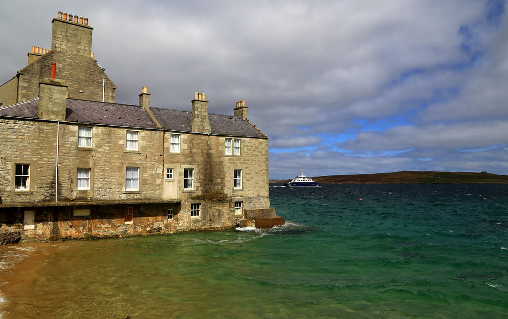 Bressay Heritage Centre & History Group