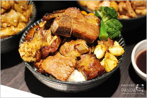 開丼燒肉vs丼飯 (18)
