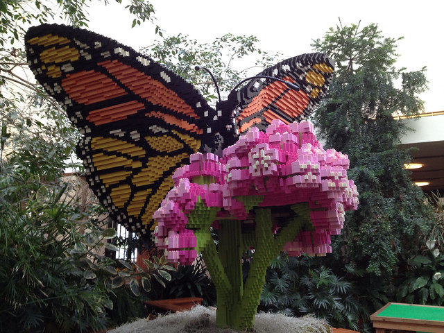 Lauritzen Gardens (butterfly)