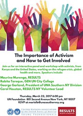 Activism March 22