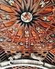 When Arabic beauty meets European.  #spain #instaspain #ig_spain #España #instaespaña #ig_españa #estaes_espania #toledo #estaes_toledo #culture #ornaments #lines #pattern #design #arabic #mauritanian #wooden #carving #marble #vsco #vscocam #travelblog #t