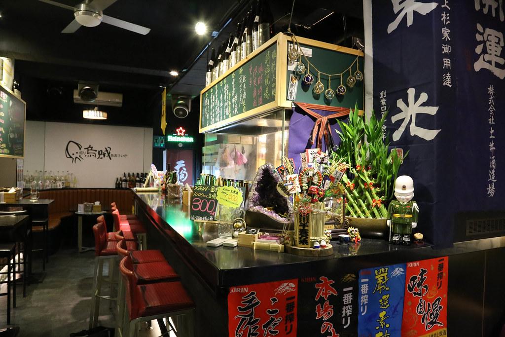 煽烏賊燒烤居酒屋-板橋居酒屋 (4)