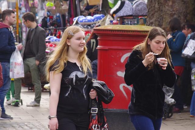 Folks in Norwich 2017
