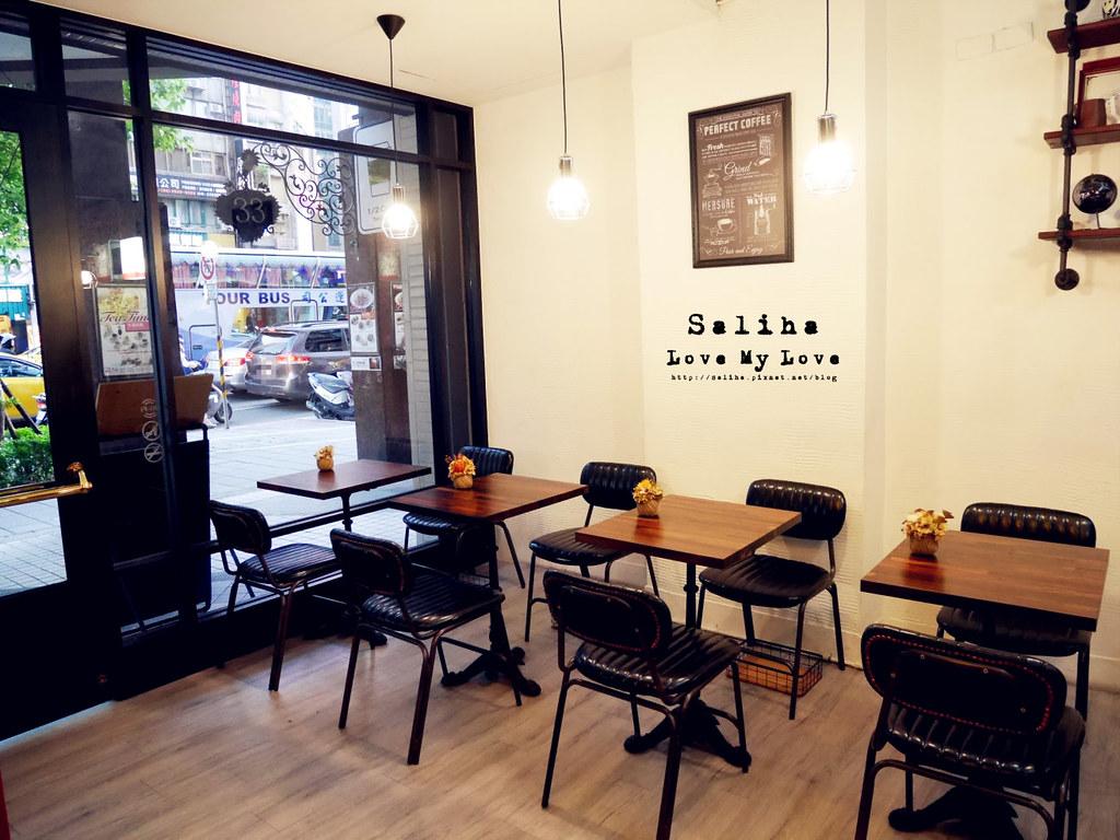 台北小巨蛋站南京三民站附近餐廳咖啡館推薦12 Cafe (5)