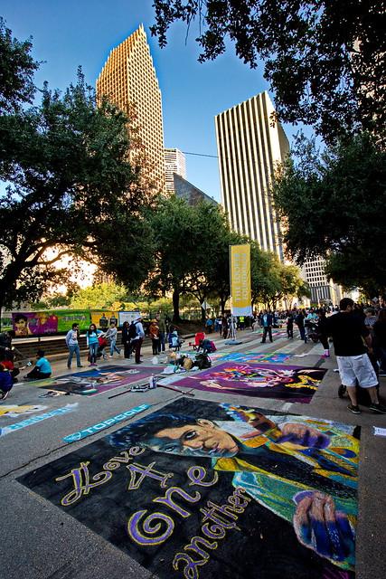 Carol Wells – Houston, Texas at 2016 Houston Via Colori