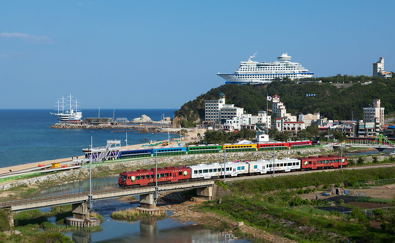 Sea Train meets Sun Cruise
