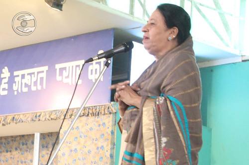 Kavita Bekal from Sant Nirankari Colony, Delhi