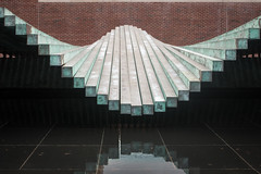 The Wave Sculpture, Meadows Museum
