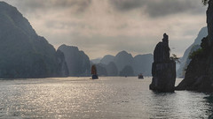 Vietnam: Cat Ba and Halong Bay