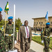 UNAMID organizes guard of honour for its recently appointed Joint Special Representative