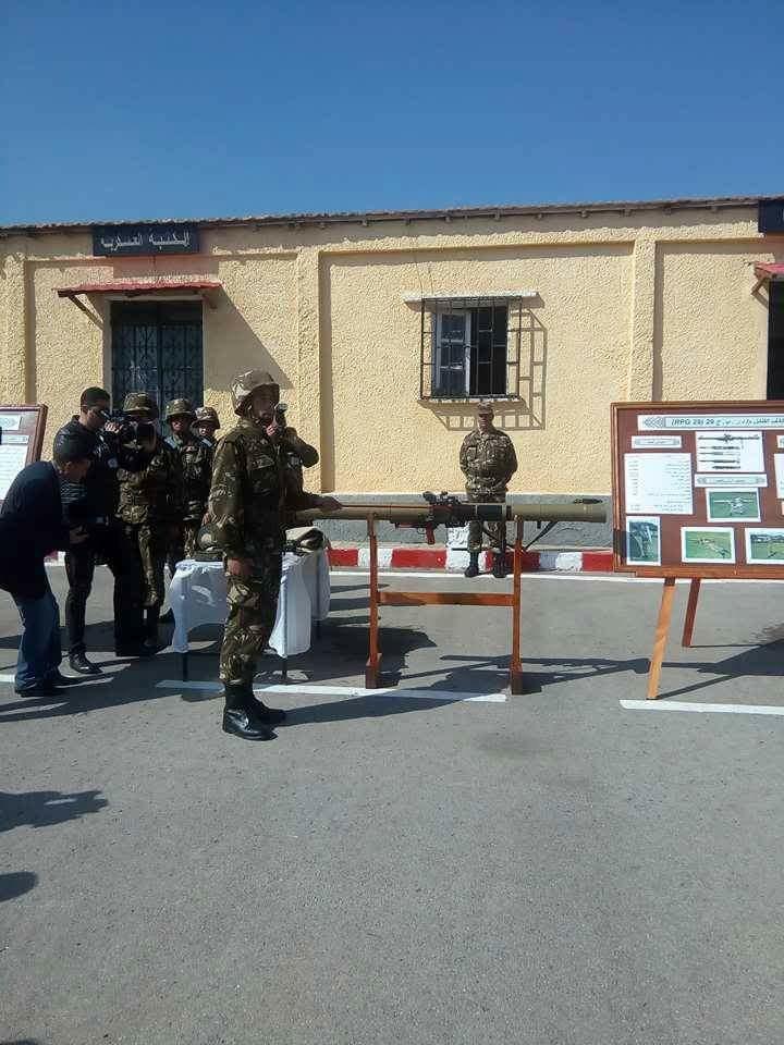 القوات البرية الجزائرية [  Missiles Anti-Chars ]   33962905995_de65d4009c_o