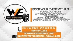 Book your event with us anywhere any day anytime  3477078934