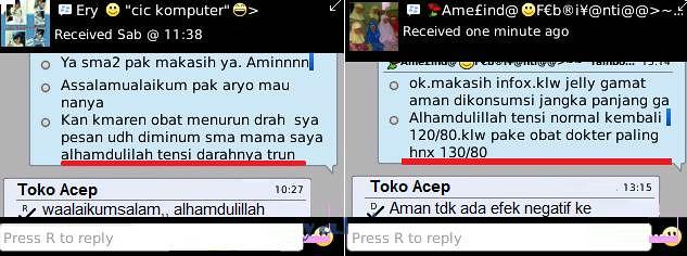 Agen QnC Jelly Gamat Maluku