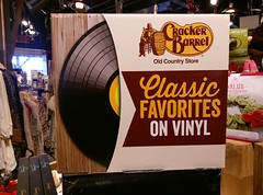 The vinyl revival goes (kind-of) mainstream