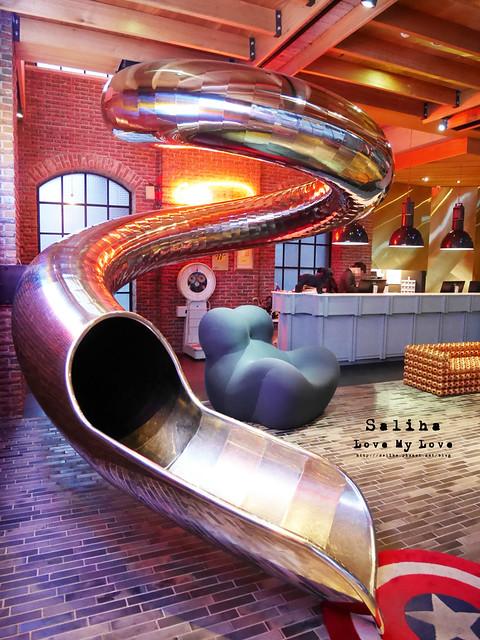 台中HOTEL推薦紅點文旅台中溜滑梯飯店 (26)
