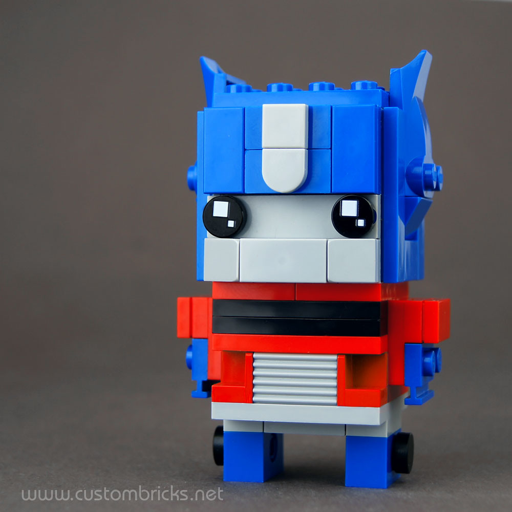 Optiums Prime (custom built Lego model)