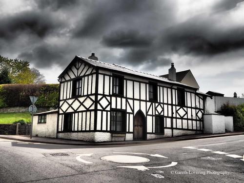 Tudor house Abergavenny 2017 04 27 #1 (Gareth Lovering Photography 3,000,594 views.)