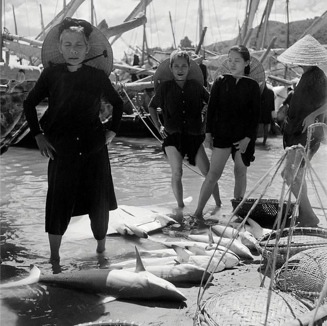 Pêcheurs de Nha-Trang, circa 1950
