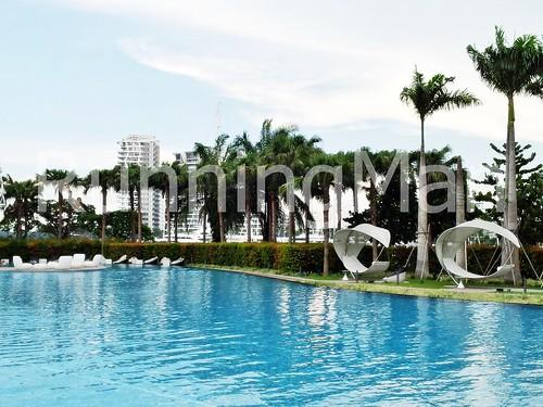 W Hotel Singapore 03 - W Swimming Pool Wet Pool & Wet Bar