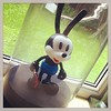 Mrs UME's custom Oswald I made last year ;-)