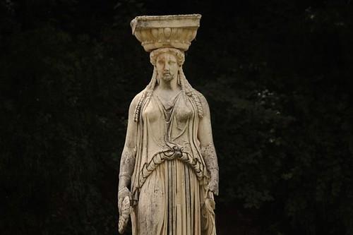 Il Canopo: statua