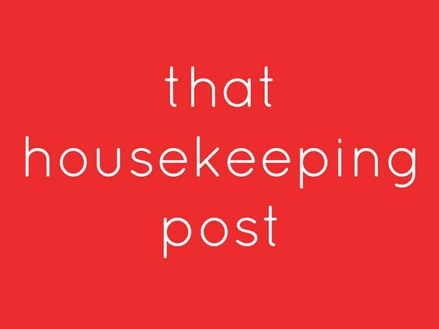 thathousekeepingpost