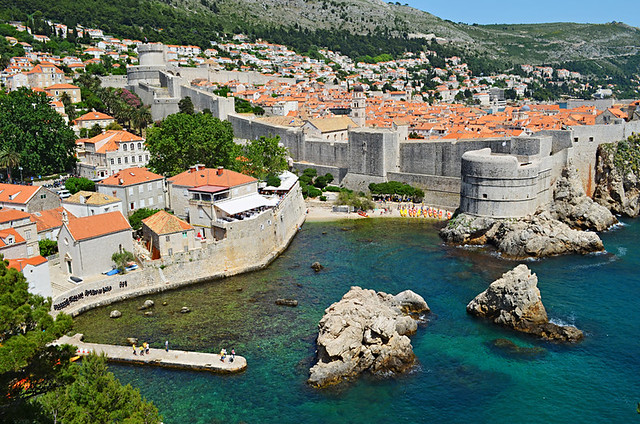 Blackwater Bay, King's Landing, Game of Thrones tour, Dubrovnik, Croatia