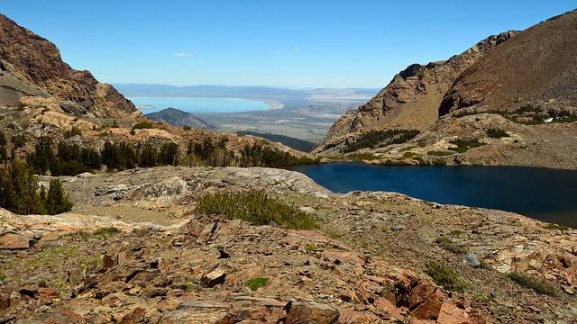 Mono Pass Trail 14