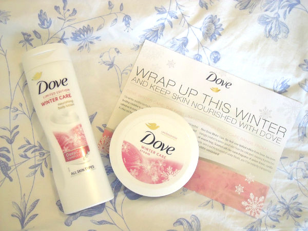 Festive Treats from Dove