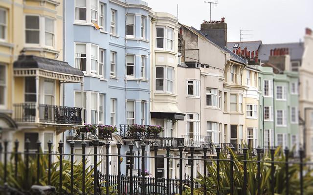 Brighton town