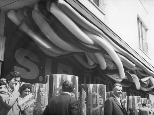 1971 SIR Societa' Italiana Resine Milano Fiera Campionaria