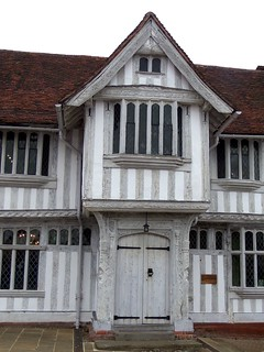 Guildhall, Lavenham, Suffolk
