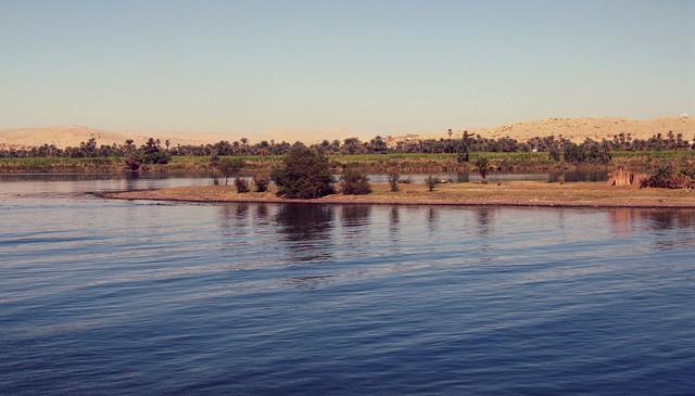 Musings along the Nile