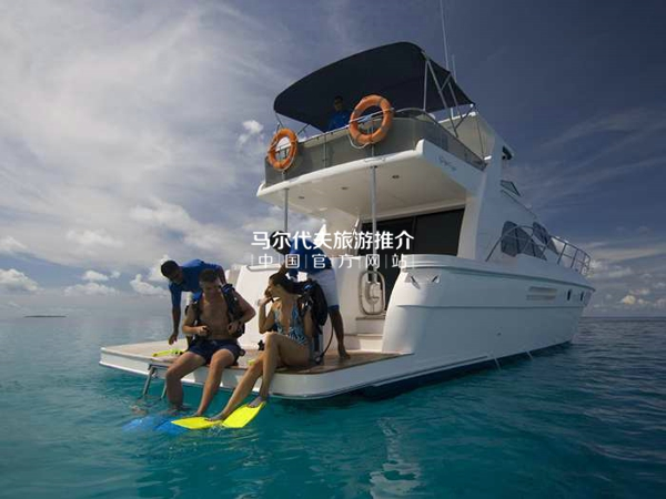 伦格里岛港丽酒店Conrad Maldives Rangali Island官方图片