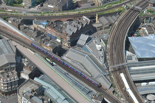 Railways over Borough Market