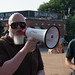 Brother Ali speaks at Justice for Terrance protest by Fibonacci Blue