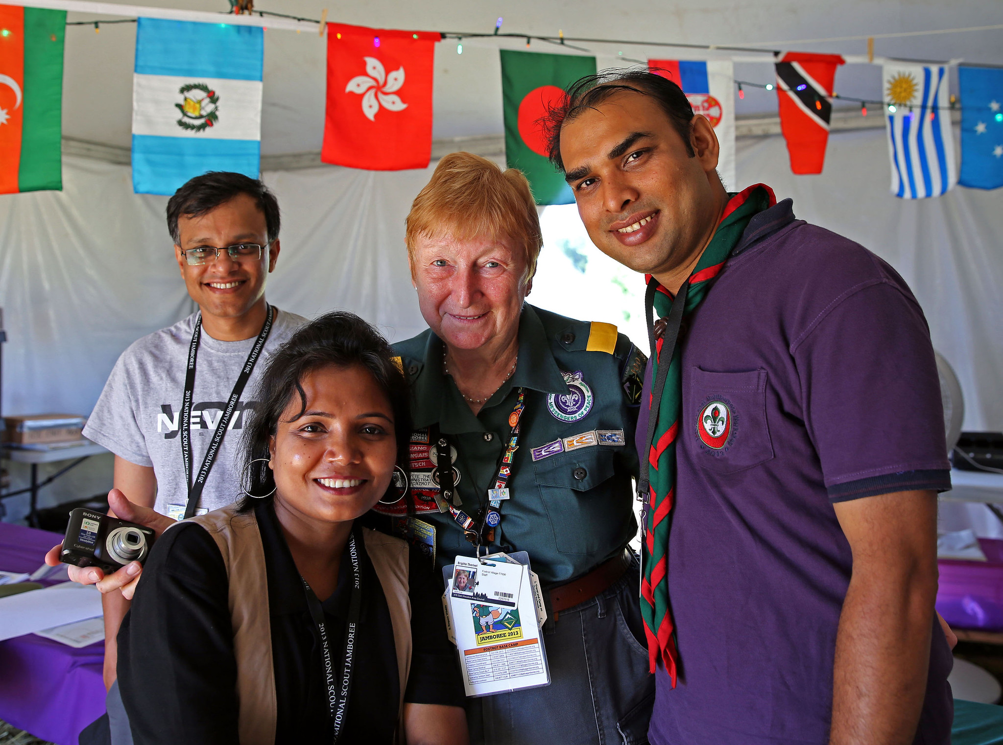 Overseas Scouters reunion
