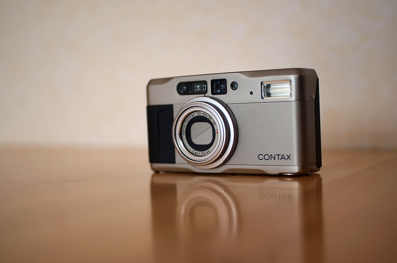 CONTAX TVSⅡ