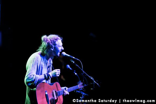 Kieran Leonard @ The Observatory, Santa Ana, Ca 7/17/2013