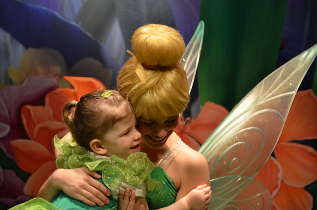Jaina Meeting Tinker Bell