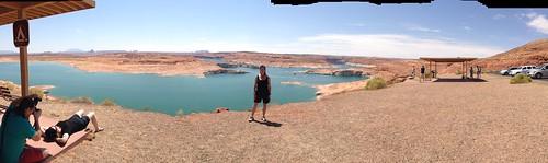 Lake Powell Panorama 1