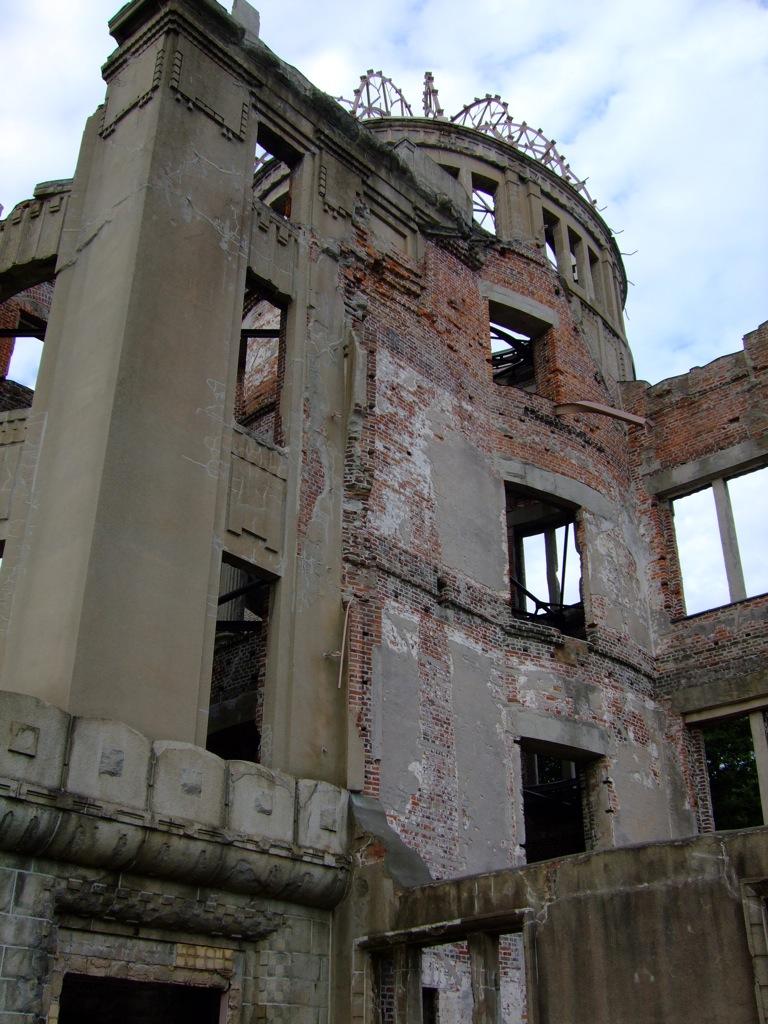 Bomb Dome in Hiroshima 2