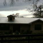 Seamless rain gutters Willis Texas