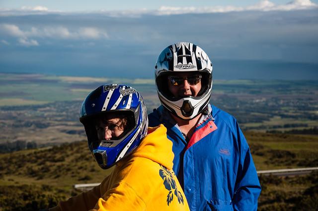 hawaii - maui sunrise bike ride-22