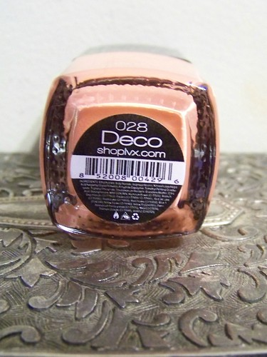 LVX Nail Polish in Deco