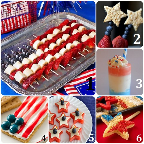 Quick 4th of July Picnic Foods