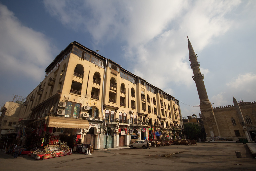 Old Cairo Market