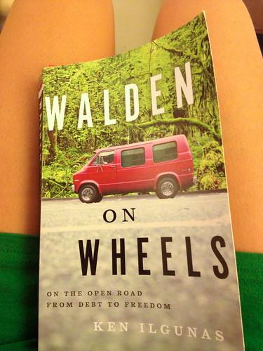 Walden on Wheels- a BLR favorite