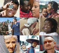 青年和孩童是世界未來的希望,國際青年日呼籲世界關注青年議題。圖片來源:聯合國國際青年日官網。